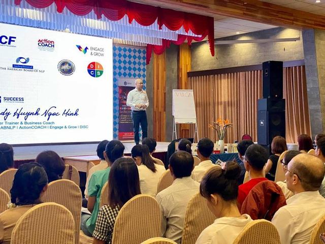 Andy Huỳnh Ngọc Minh - Lấy văn hóa làm nền tảng phát triển - Ảnh 2.