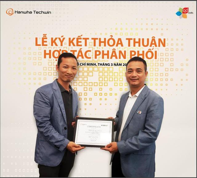 Hanwha Techwin Security đẩy mạnh giải pháp an ninh an toàn đô thị - Ảnh 1.