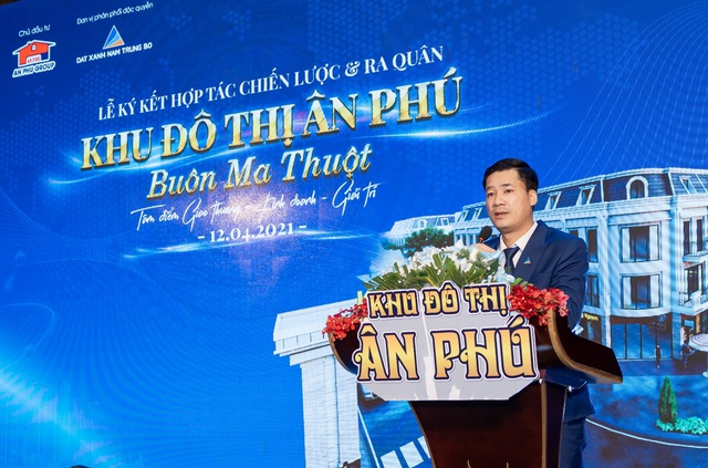 Đất Xanh Nam Trung Bộ bắt tay hợp tác dự án nghìn tỷ tại Buôn Ma Thuột - Ảnh 1.