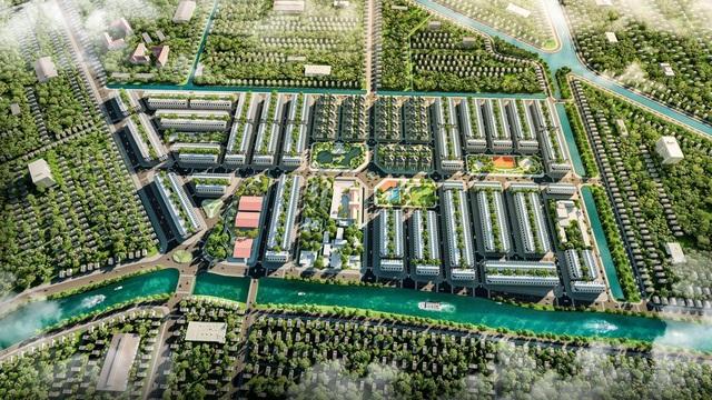 Ra mắt khu đô thị tích hợp mô hình all-in-one hàng đầu Hậu Giang - Ảnh 2.