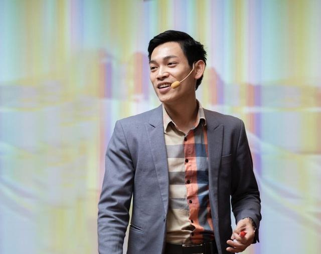 Master Coach Lâm Bùi: Ươm mầm thành công bằng sự sẻ chia - Ảnh 3.
