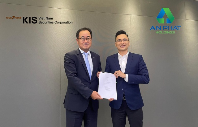 KIS đẩy mạnh tư vấn phát hành trái phiếu cho An Phát Holdings - Ảnh 2.