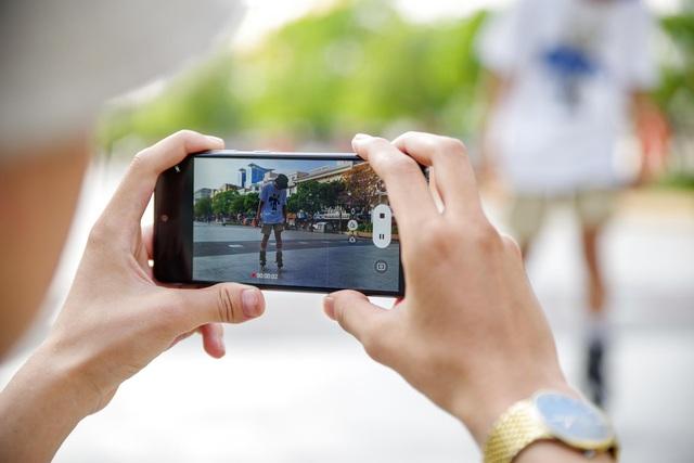 Là người thích bay nhảy, tôi đã tìm thấy smartphone chân ái dành cho mình như thế nào? - ảnh 3