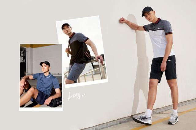 Khám phá mùa hè sôi động với lookbook New Season - New Challenge của Li-Ning - ảnh 3