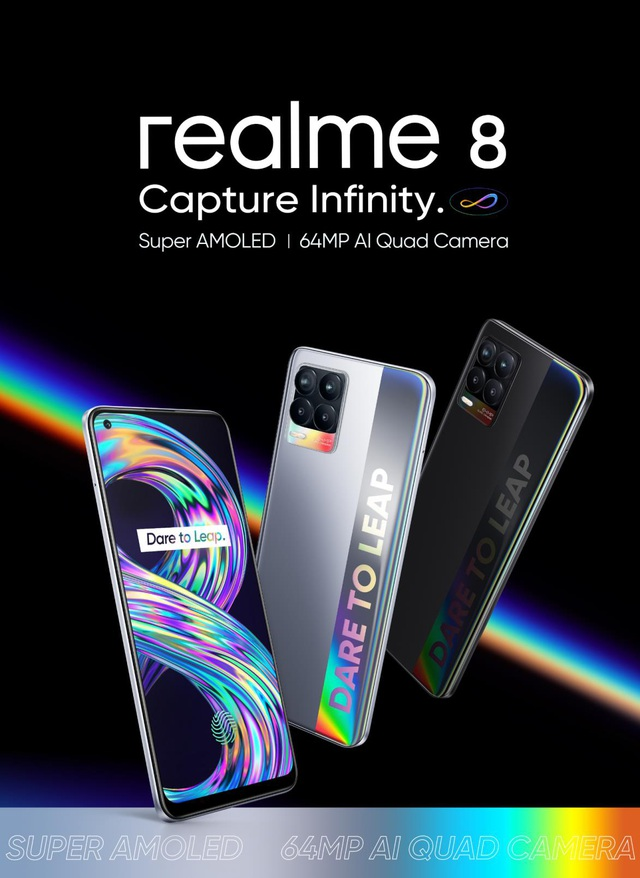 realme ra mắt smartphone công nghệ cao, kết hợp hiệu năng và siêu camera ấn tượng - Ảnh 4.
