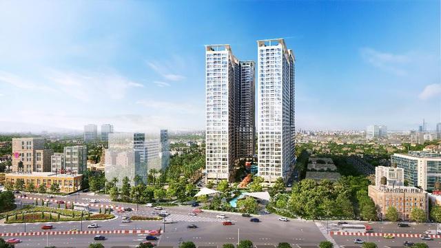 Thuận An tiếp tục hút bất động sản - Ảnh 1.