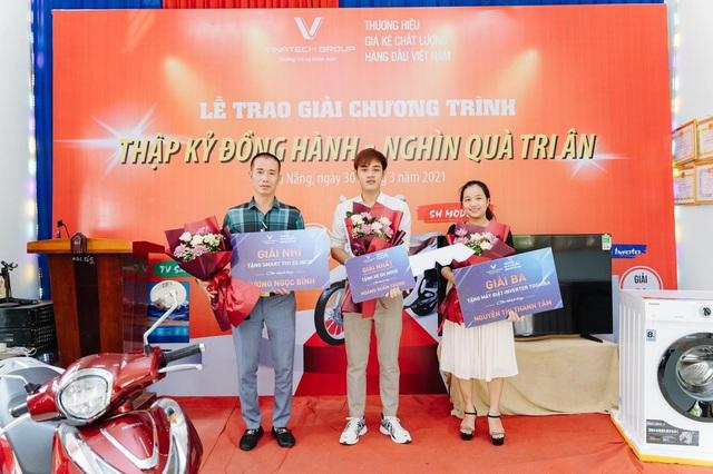 Tập đoàn Vinatech Việt Nam - Lấy chữ tín tạo niềm tin - Ảnh 2.