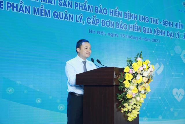 PJICO ra mắt 2 sản phẩm mới bảo hiểm bệnh ung thư, bệnh hiểm nghèo - Ảnh 1.