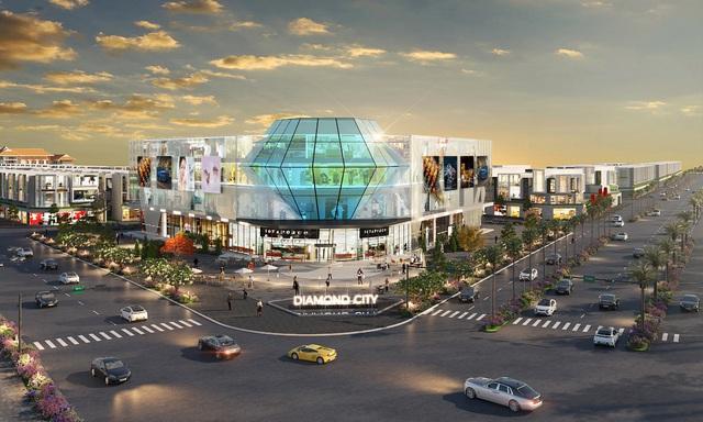 Diamond City – Kiến tạo chuẩn sống mới cho người dân Lộc Ninh - Ảnh 1.