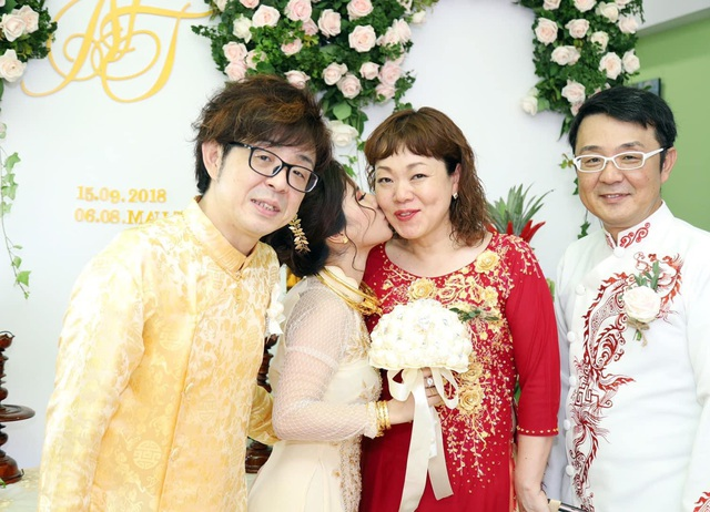 Cùng tìm hiểu cặp vợ chồng Việt - Nhật đang nổi tiếng trên các mạng xã hội gần đây - Ảnh 2.