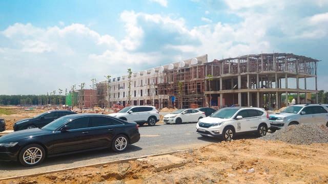 """Bất động sản Long Thành tăng sức hút, nhà đầu tư """"đãi cát"""" tìm dự án giá tốt - Ảnh 2."""