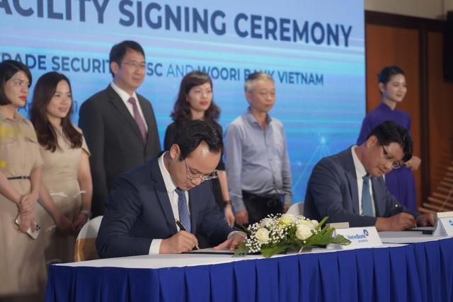 VietinBank Securities và một trong những thương vụ vay vốn nước ngoài lớn nhất ngành chứng khoán - Ảnh 2.