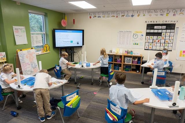 Mount Vernon - Top 10 Trường đổi mới sáng tạo nhất Hoa Kỳ hợp tác với Hệ thống Trường Mầm non Sakura Montessori - Ảnh 2.