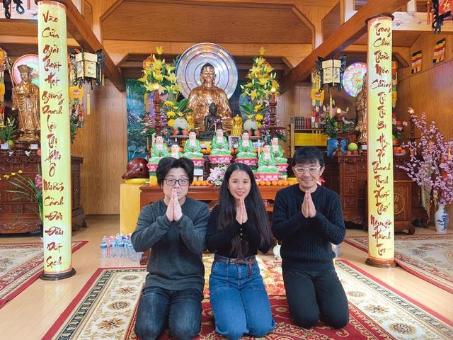 Cùng tìm hiểu cặp vợ chồng Việt - Nhật đang nổi tiếng trên các mạng xã hội gần đây - Ảnh 4.