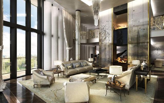 """Giới nhà giàu chi triệu đô mua """"bất động sản hàng hiệu"""" để tích sản - Ảnh 1."""