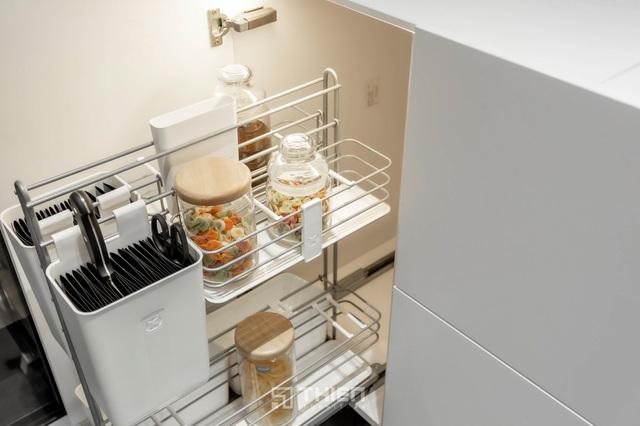 Mách nhỏ bạn cách phối trí căn bếp đẹp như mơ - Ảnh 3.