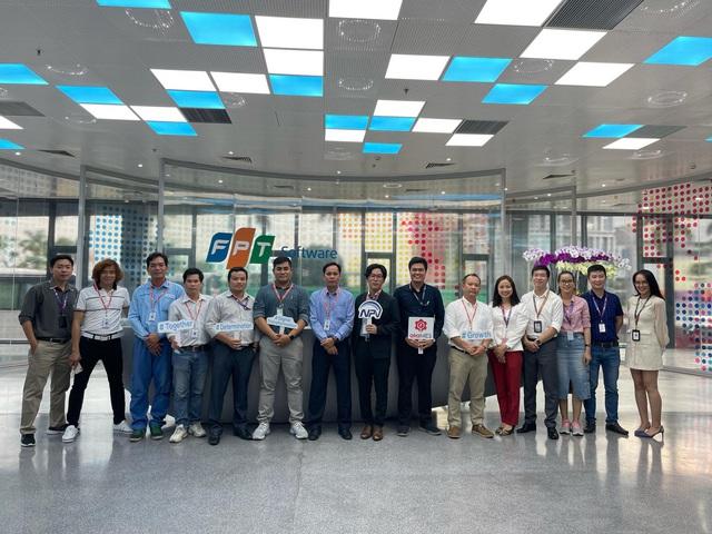 FPT Software số hóa 90% quy trình của Nippon Steel Việt Nam - Ảnh 2.