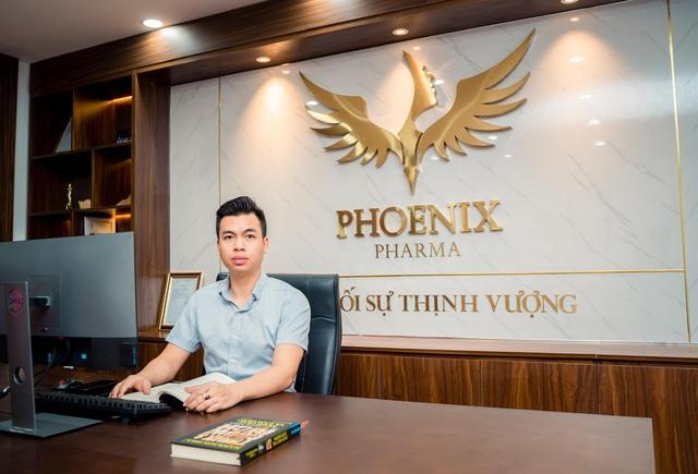 Bảo hộ thương hiệu là chìa khóa để Phoenix Pharma vững bước phát triển - Ảnh 1.
