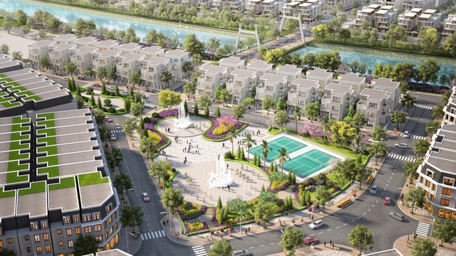 TNR Grand Place Park - Chuẩn mực mới về chất lượng sống thượng lưu tại Quảng Ninh - Ảnh 2.