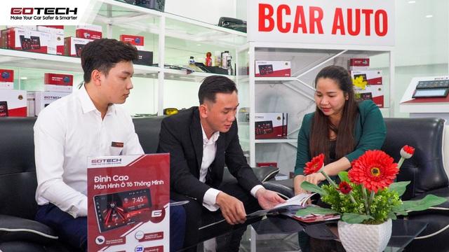 """Hệ thống Bcar Auto Center lần đầu tham gia chương trình """"Thịnh vượng cùng GOTECH 2021 - Ảnh 2."""