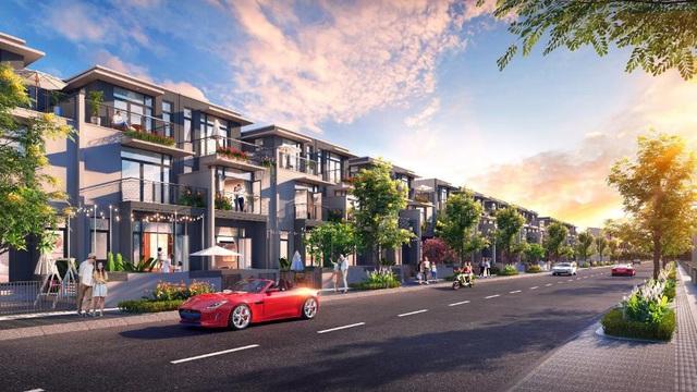 Gem Sky World: Ngày 18/4 hoàn thiện hạ tầng và bàn giao nhà phố tự xây - Ảnh 4.