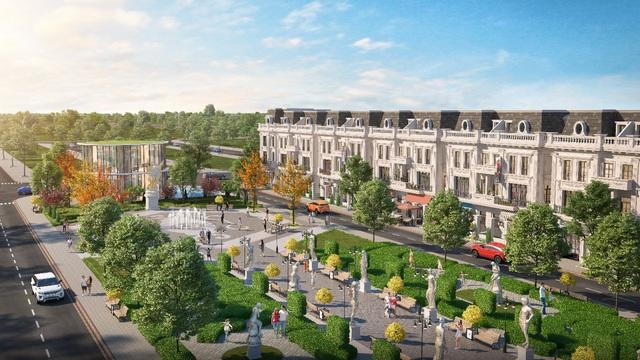 FLC Premier Parc tái hiện nhịp sống Paris giữa lòng Hà Nội - Ảnh 1.