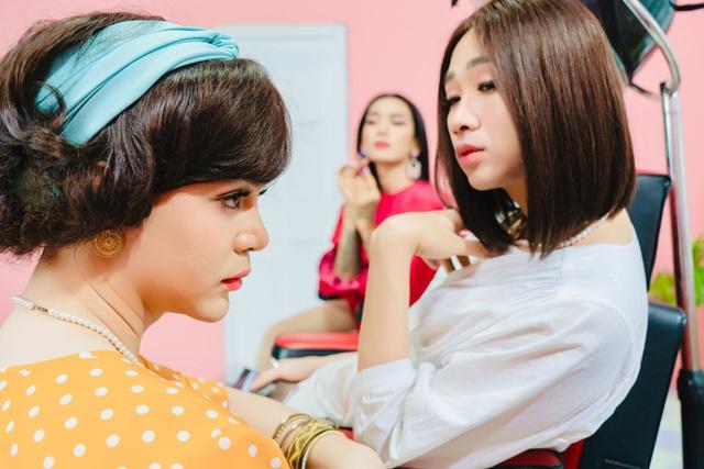 """MV """"Chịu thì chịu, không chịu thì chịu"""" của BB Trần, Hải Triều, Ngọc Phước khiến cộng đồng mạng đứng ngồi không yên! - ảnh 2"""