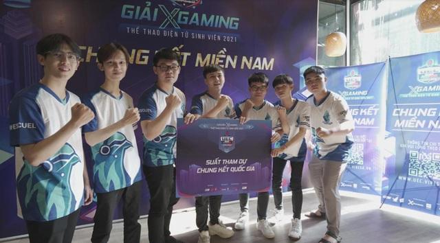 Bùng nổ sức hút mang tên Xgaming - UEC 2021 - Giải đấu Thể thao điện tử Sinh viên hàng đầu hiện nay - Ảnh 5.