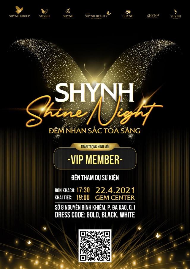 Điều bí ẩn nào sắp được bật mí tại buổi dạ vũ Shynh Shine Night năm nay? - Ảnh 4.