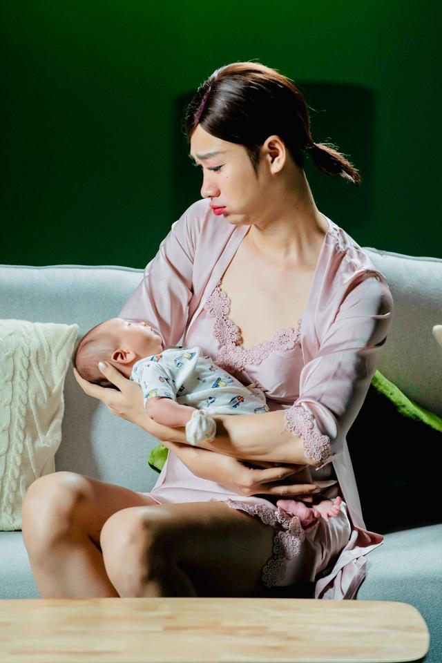 """MV """"Chịu thì chịu, không chịu thì chịu"""" của BB Trần, Hải Triều, Ngọc Phước khiến cộng đồng mạng đứng ngồi không yên! - ảnh 5"""