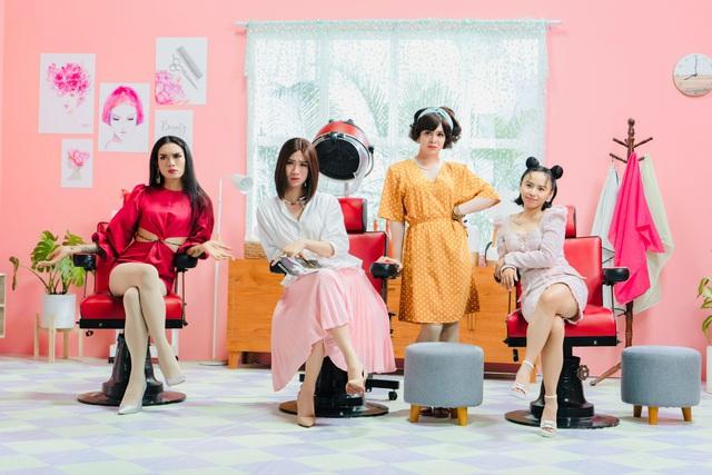 """MV """"Chịu thì chịu, không chịu thì chịu"""" của BB Trần, Hải Triều, Ngọc Phước khiến cộng đồng mạng đứng ngồi không yên! - ảnh 6"""