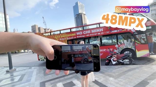 Loạt vlogger rủ nhau tham gia thử thách Dám Sống Trội 24h cùng realme C25 - ảnh 2