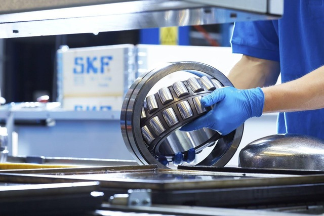 SKF Ngọc Anh - Địa chỉ mua vòng bi bạc đạn SKF chính hãng, uy tín - Ảnh 1.