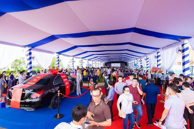 Tưng bừng sự kiện tri ân khách hàng tại EcoLakes Mỹ Phước - Ảnh 2.