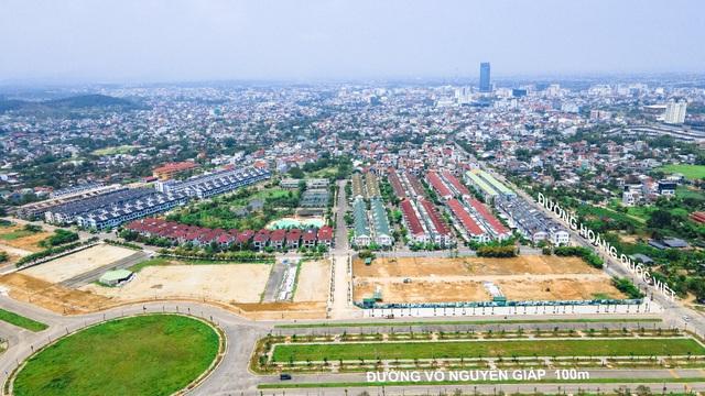 Tuyến phố thương mại cao cấp chính thức xuất hiện tại Huế - Ảnh 2.