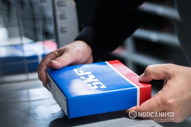 SKF Ngọc Anh - Nhà cung cấp vòng bi bạc đạn SKF chính hãng cho mọi doanh nghiệp - Ảnh 3.