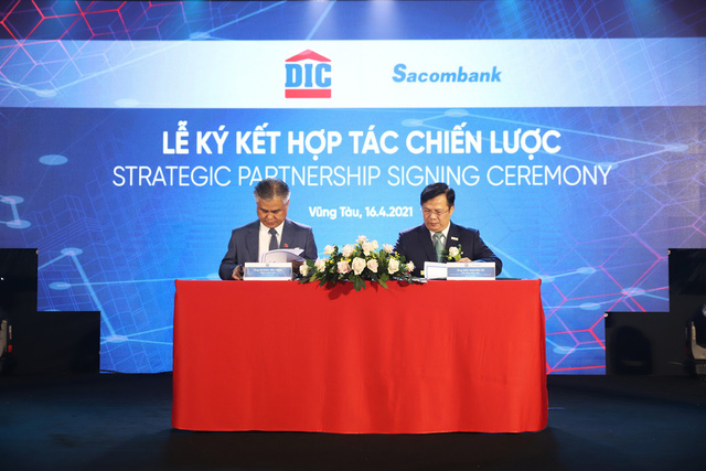 Tập đoàn DIC ký kết hợp tác toàn diện với 20 đối tác chiến lược - Ảnh 2.