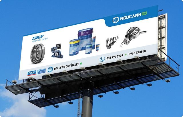 SKF Ngọc Anh - Nhà cung cấp vòng bi bạc đạn SKF chính hãng cho mọi doanh nghiệp - Ảnh 4.