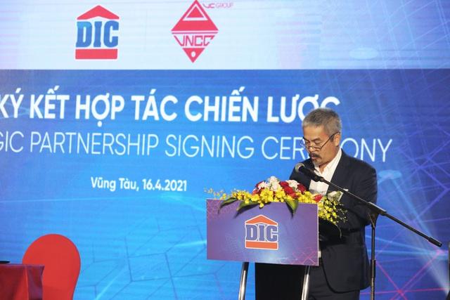Tập đoàn DIC ký kết hợp tác toàn diện với 20 đối tác chiến lược - Ảnh 3.