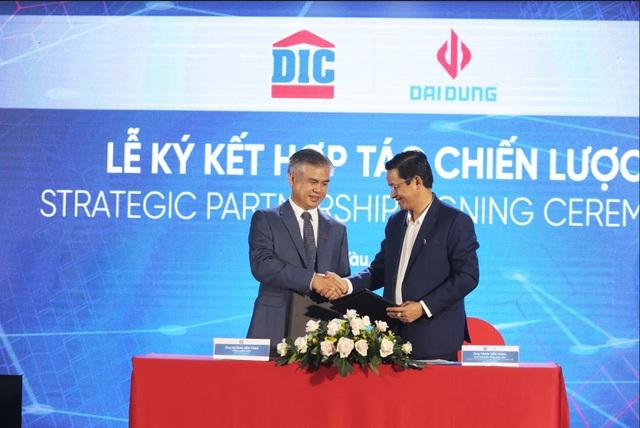 Tập đoàn DIC ký kết hợp tác toàn diện với 20 đối tác chiến lược - Ảnh 4.