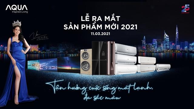 """Chiêm ngưỡng những """"siêu phẩm"""" công nghệ 2021 từ AQUA Việt Nam - Ảnh 5."""