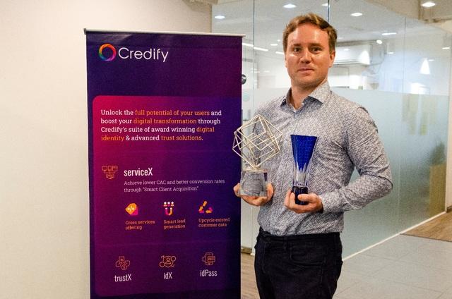 Credify – Hệ sinh thái đa dịch vụ kết nối người dùng - Ảnh 2.