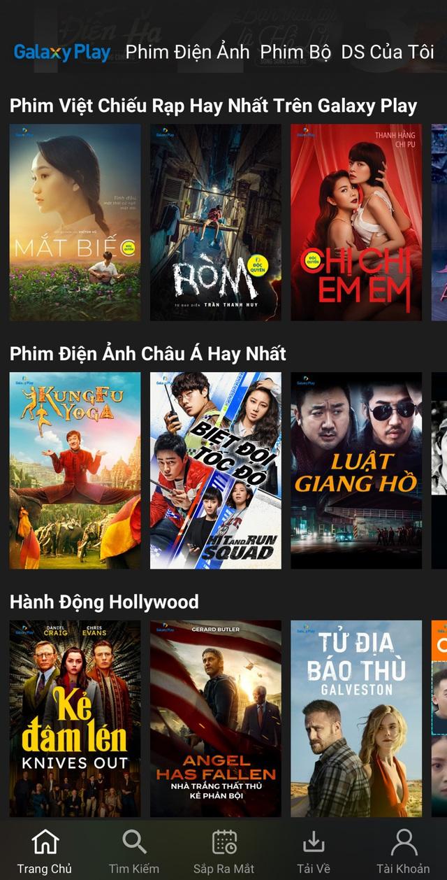 Galaxy Play nâng tầm trải nghiệm phim trên điện thoại Android với chuẩn Dolby Audio sống động như xem rạp - Ảnh 2.