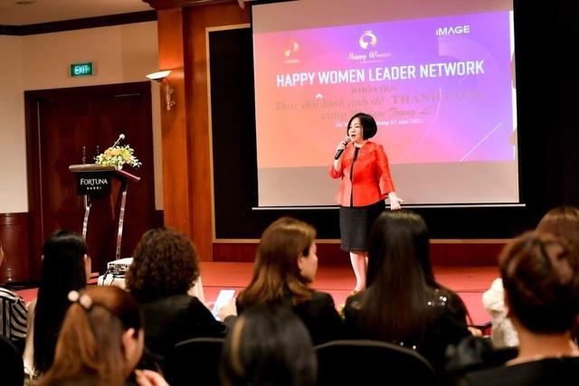 Happy Women Leader Network - Thay đổi hình ảnh để thành công - Ảnh 1.