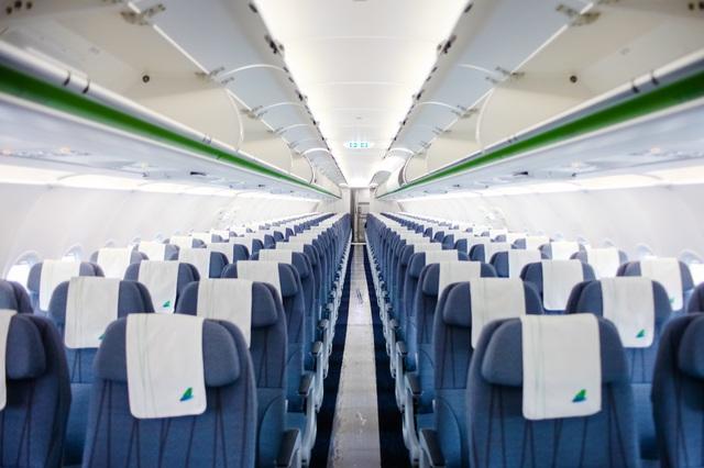 Bamboo Airways đón máy bay A320NEO mới xuất xưởng, tiếp tục mở rộng đội bay - Ảnh 1.