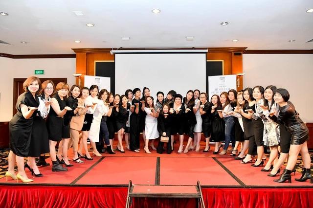 Happy Women Leader Network - Thay đổi hình ảnh để thành công - Ảnh 2.