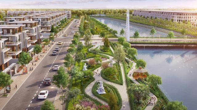 TNR Grand Palace River Park: Dấu ấn phong thủy vượng khí sinh tài lộc tại Uông Bí Quảng Ninh - Ảnh 2.