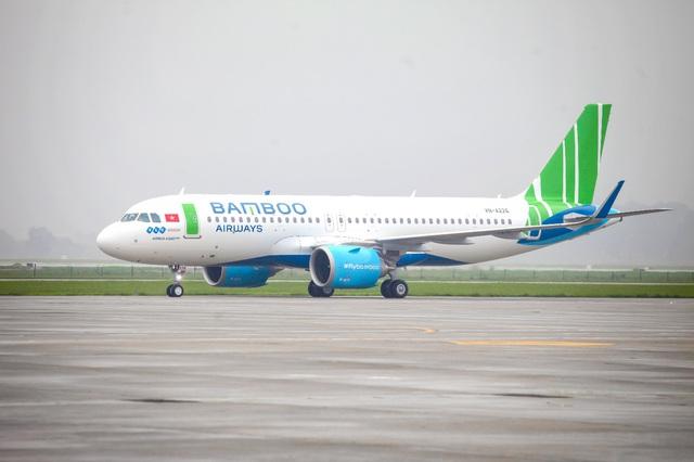 Bamboo Airways đón máy bay A320NEO mới xuất xưởng, tiếp tục mở rộng đội bay - Ảnh 2.