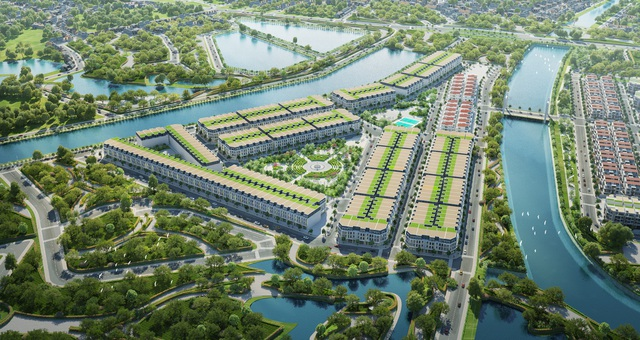 TNR Grand Palace River Park: Dấu ấn phong thủy vượng khí sinh tài lộc tại Uông Bí Quảng Ninh - Ảnh 3.