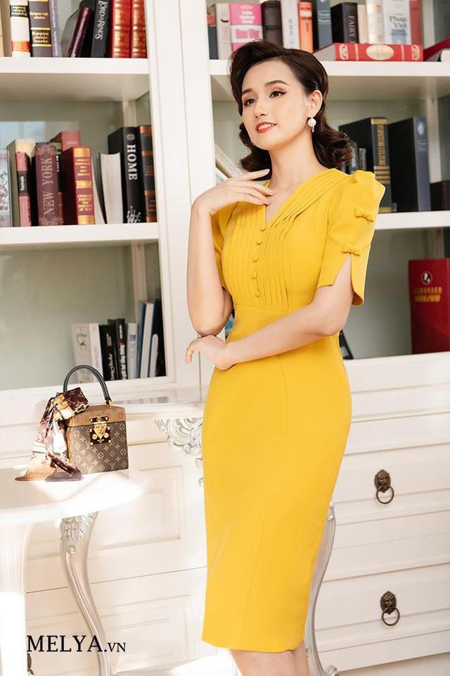 Khát vọng mang lại sự thành công cho người phụ nữ nhờ trang phục - Ảnh 4.